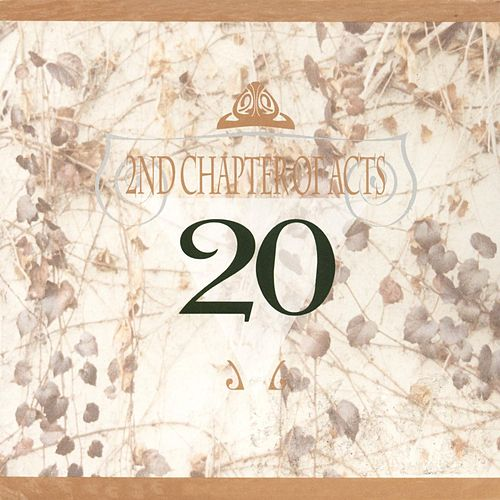 Play & Download 20:1972-1992 - Box Set by 2nd Chapter of Acts | Napster