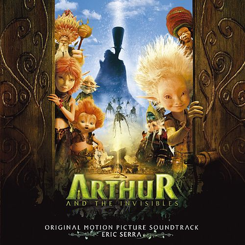 Arthur And The Invisibles O.S.T. von Various Artists