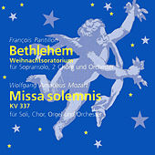 Play & Download Pantillon: Bethlehem (Weihnachtsoratorium) & Mozart: Missa solemnis, K. 337 by Various Artists | Napster