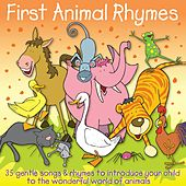 First Animal Rhymes by Kidzone