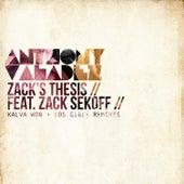 Zack's Thesis by Anthony Valadez