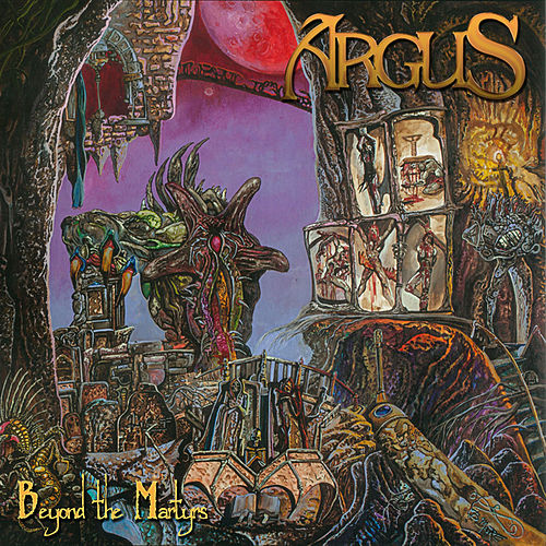 Beyond the Martyrs by Argus