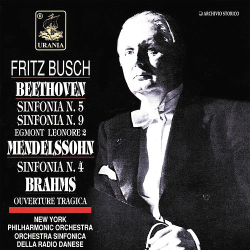 Play & Download Fritz Busch Conducts by Various Artists | Napster