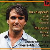 Play & Download Verdi, Puccini & Handel: Airs d'opéras - Duparc & Fauré: Mélodies by Various Artists | Napster