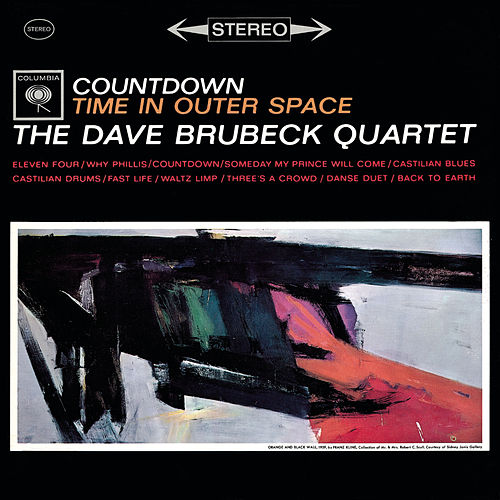 Countdown: Time In Outer Space by Dave Brubeck