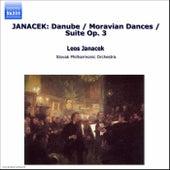 Danube - Moravian Dances - Suite Op. 3 by Leos Janacek