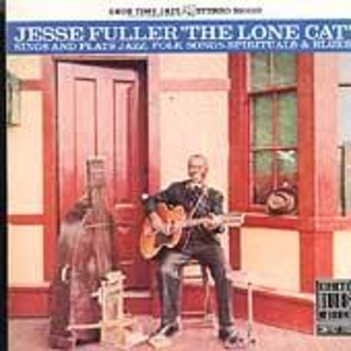The Lone Cat by Jesse Fuller