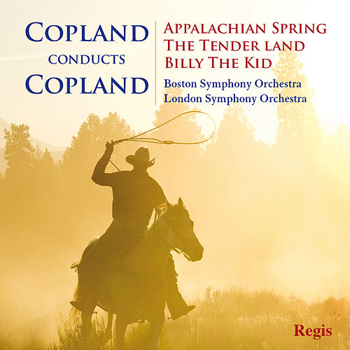 Play & Download Copland conducts Copland by Aaron Copland | Napster