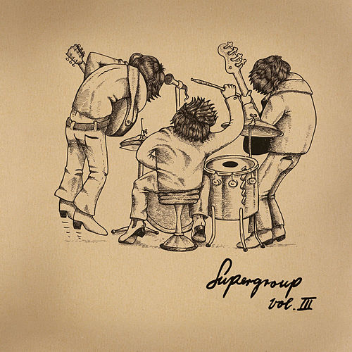 Supergroup, Vol. 3 by Super Group