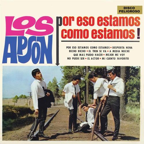 Play & Download Por Eso Estamos Como Estamos by Los Apson | Napster