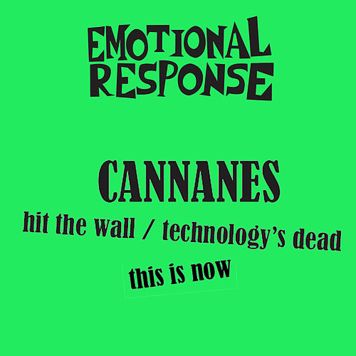 Play & Download Hit the Wall EP by The Cannanes | Napster