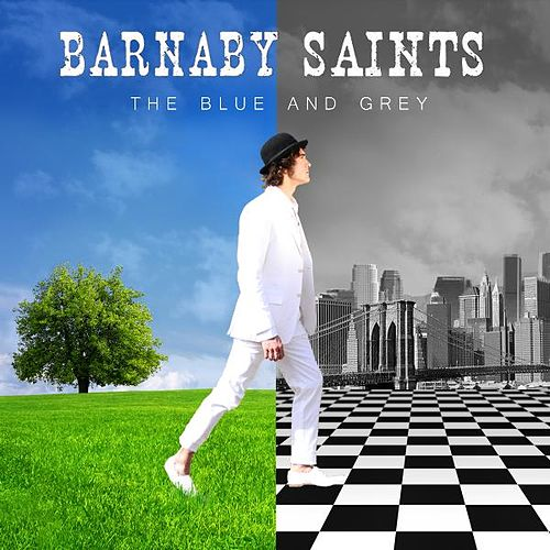 The Blue and Grey EP by Barnaby Saints