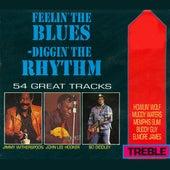 Feelin' the Blues - Diggin' the Rhythm von Various Artists