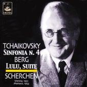 Tchaikovsky: Symphony No. 4 - Berg: Lulu, Suite by Hermann Scherchen