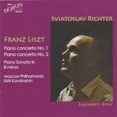 Play & Download Franz Liszt: Piano Concerto No. 1, S. 124 & No. 2, S. 125 & Piano Sonata in B Minor, S. 178 by Sviatoslav Richter | Napster