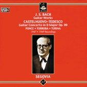 Play & Download Bach: Guitar Works - Castelnuovo-Tedesco: Guitar Concerto by Andres Segovia | Napster