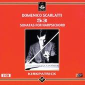 Play & Download Ralph Kirkpatrick Plays Scarlatti by Ralph Kirkpatrick | Napster