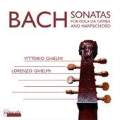 Play & Download Bach Gamba Sonatas by Lorenzo Ghielmi | Napster