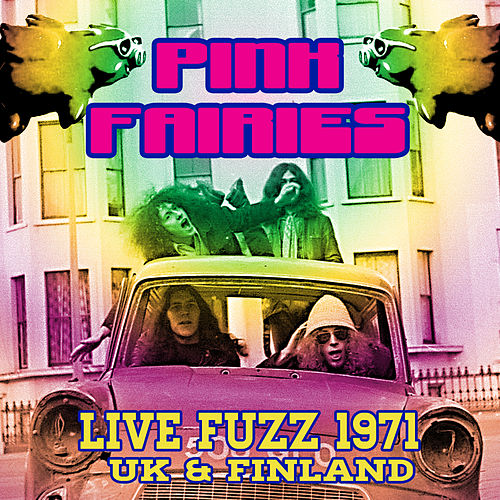 Play & Download Live Fuzz 1971 - Uk & Finland by The Pink Fairies | Napster
