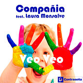 Play & Download Veo Veo Remix (feat. Laura Monsalve) by Compañia | Napster