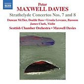 Play & Download Davies: Strathclyde Concertos Nos. 7 & 8 by Various Artists | Napster