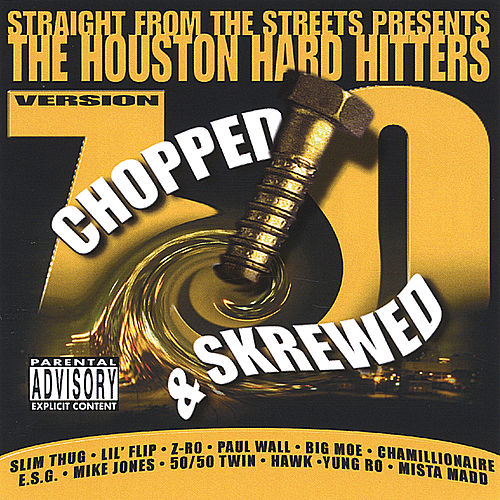 SFTS Presents: HHH Vol.7 Chopped & Screwed By Paul Wall by Various Artists