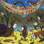 Mr. Snail's Halloween Party by Various Artists