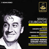 Play & Download Sergiu Celibidache Conducts Busoni, Hindemith, Prokofiev by Sergiu Celibidache | Napster