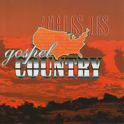 This Is Gospel Country by Various Artists