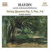 Play & Download String Quartets Op. 3, Nos. 3-6 by Franz Joseph Haydn | Napster
