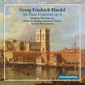 Play & Download Händel: 6 Piano Concertos, Op. 4 by Matthias Kirschnereit | Napster