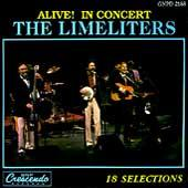 Play & Download Alive! In Concert, Vols. 1 & 2 by The Limeliters | Napster