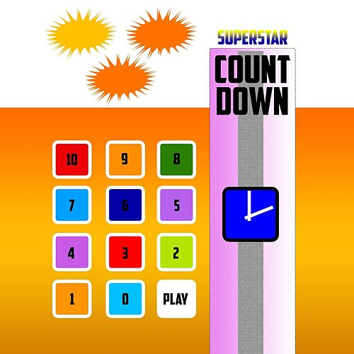 Play & Download Superstar Count Down by Various Artists | Napster