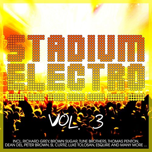 Play & Download Stadium Electro, Vol. 3 by Various Artists | Napster