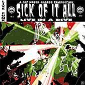 Play & Download Live In A Dive by Sick Of It All | Napster