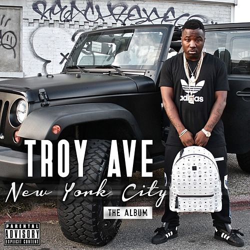 New York City by Troy Ave
