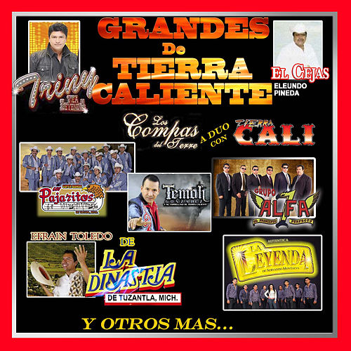 Play & Download Los Grandes de Tierra Caliente by Various Artists | Napster