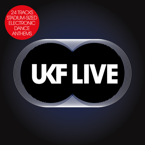 Play & Download UKF Live by Various Artists | Napster