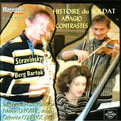 Stravinsky - Berg - Bartok by Jean Post