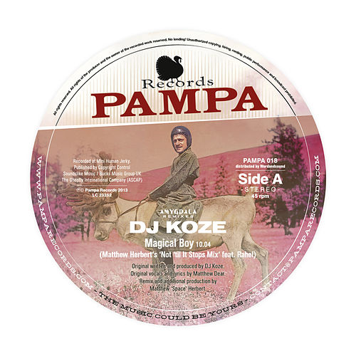 Amygdala (Remixes, Pt. 1) by DJ Koze