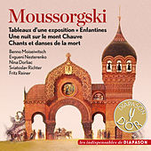 Play & Download Moussorgski: Tableaux d'une exposition, Enfantines, Une nuit sur le mont Chauve & Chants et danses de la mort (Les indispensables de Diapason) by Various Artists | Napster