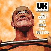 UK Records 80 Great Hits from the 60s & 70s by Various Artists