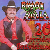 Play & Download 20 Corridos Bravisimos by Ramon Ayala Y Sus Bravos Del Norte | Napster