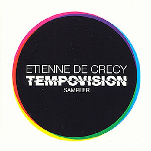 Tempovision EP by Etienne de Crecy