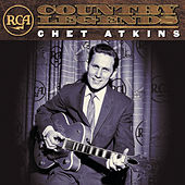 Play & Download RCA Country Legends by Chet Atkins | Napster
