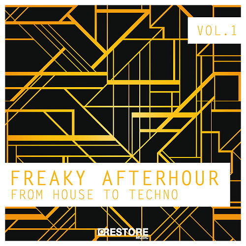 Freaky Afterhour - From House to Techno, Vol. 1 by Various Artists