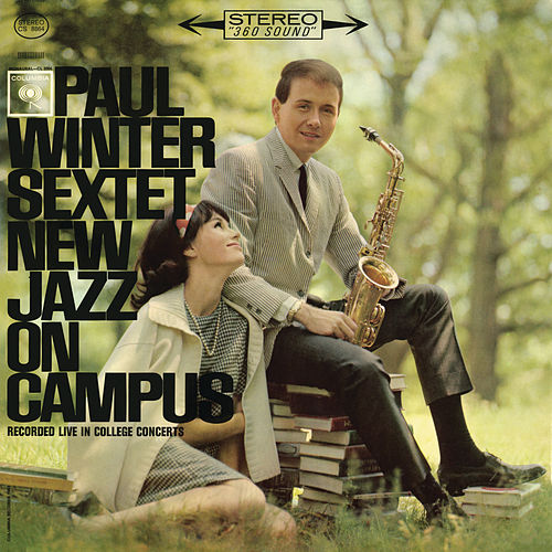Play & Download New Jazz On Campus by Various Artists | Napster