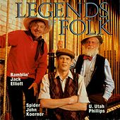 Play & Download Legends Of Folk by Various Artists | Napster