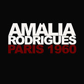 Paris 1960 by Amalia Rodrigues