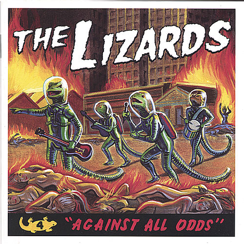 Play & Download Against All Odds by The Lizards | Napster